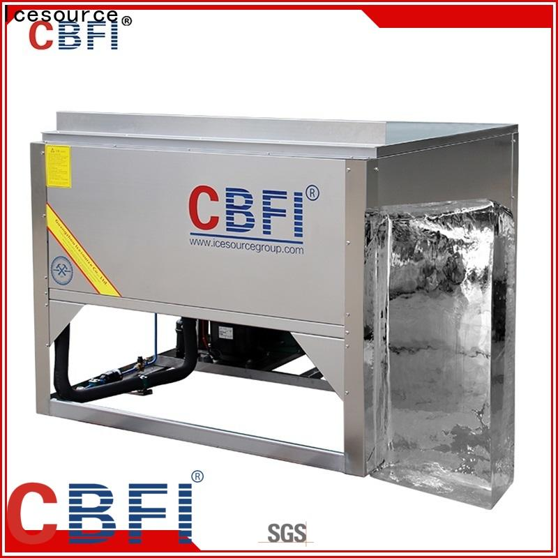 CBFI automatic ice machine maintenance bulk production