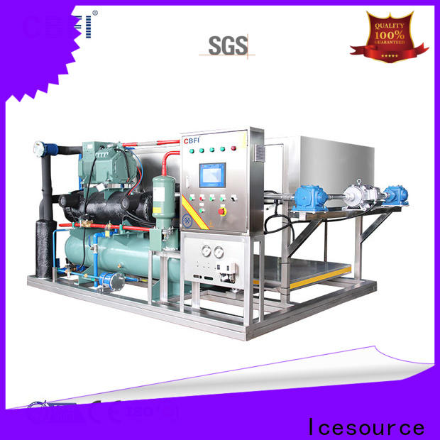 high reputation ice maker plant tons factory price for freezing