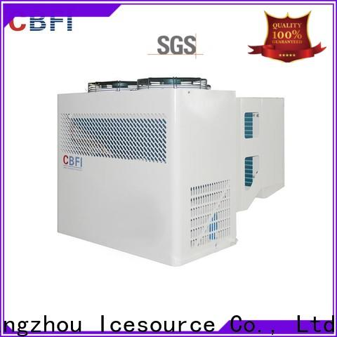 high reputation instant ice maker cbfi for wholesale for ice bar