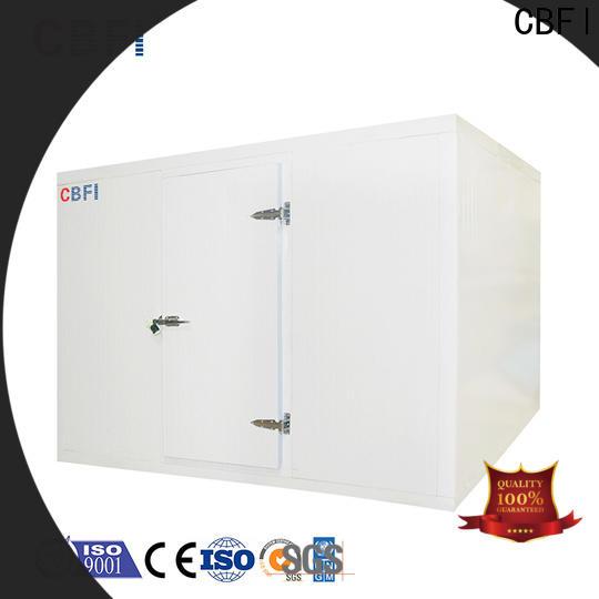 CBFI high-quality cold room design free design for freezing