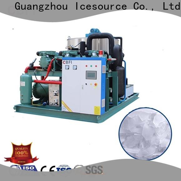 CBFI commercial industrial flake ice machine bulk production for ice making
