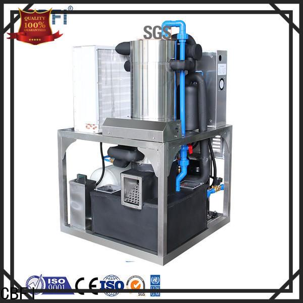 CBFI ice machine for sale producer for aquatic goods