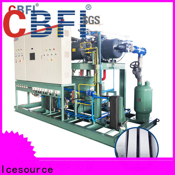 CBFI professional ice factory manufacturing for cooling