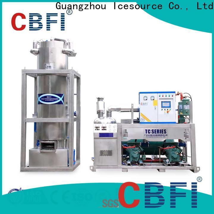 CBFI commercial ice maker owner for restaurant