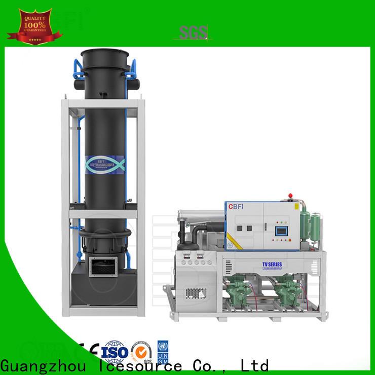CBFI ice crusher machine free design for wine cooling