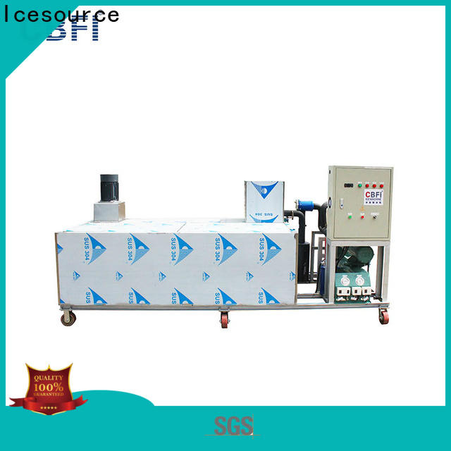 CBFI high-quality used ice machine manufacturing for summer