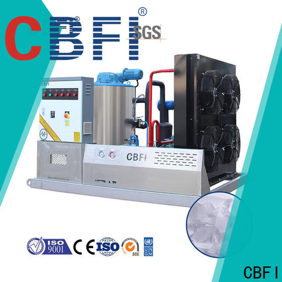 CBFI fish flake ice makers commercial order now for food stores