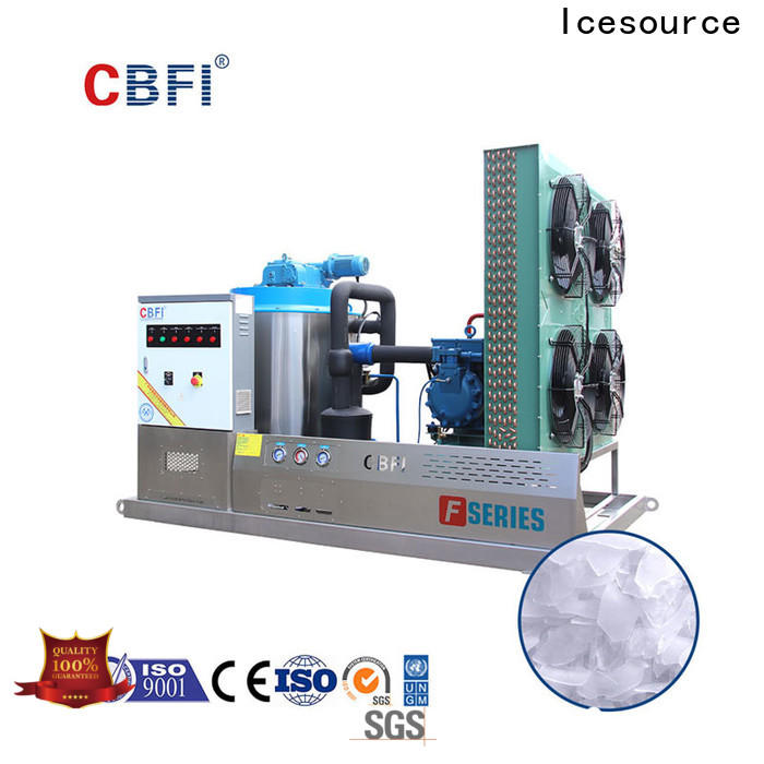 CBFI excellent ice flaker machine price supplier for food stores