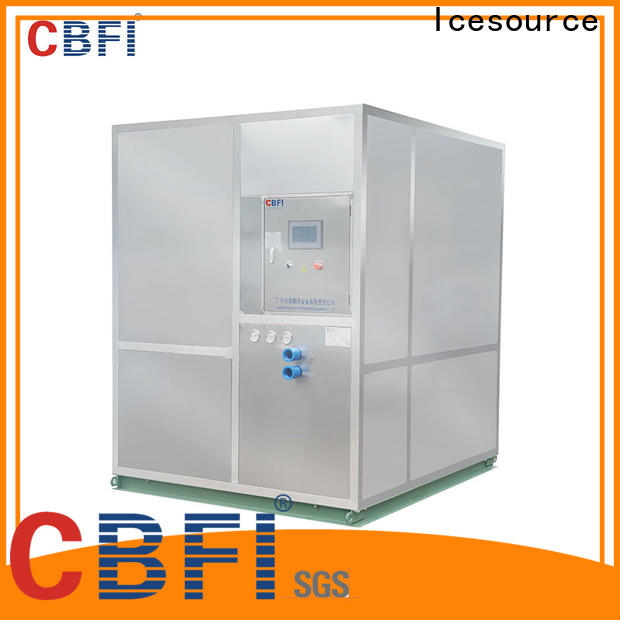 CBFI machine large ice machine plant for summer