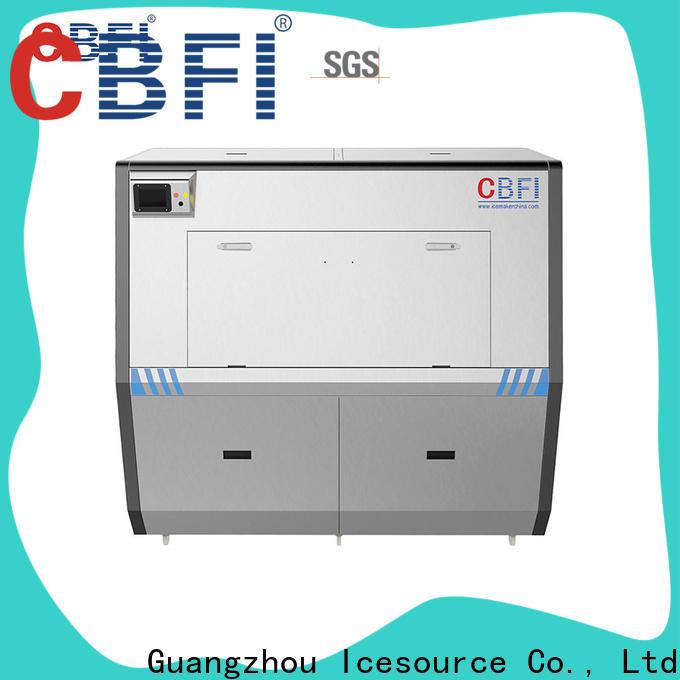 CBFI ice commercial ice machine parts bulk production