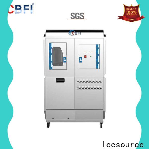 CBFI advanced technology ice machine domestic overseas market for cooling use
