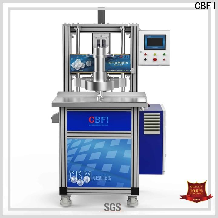CBFI clean outside ice machine long-term-use for cooling