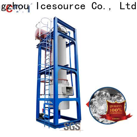 competetive price mini ice machine machine type for concrete cooling