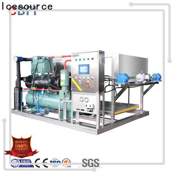 CBFI abi scotsman cm3 ice machine for vegetable storage