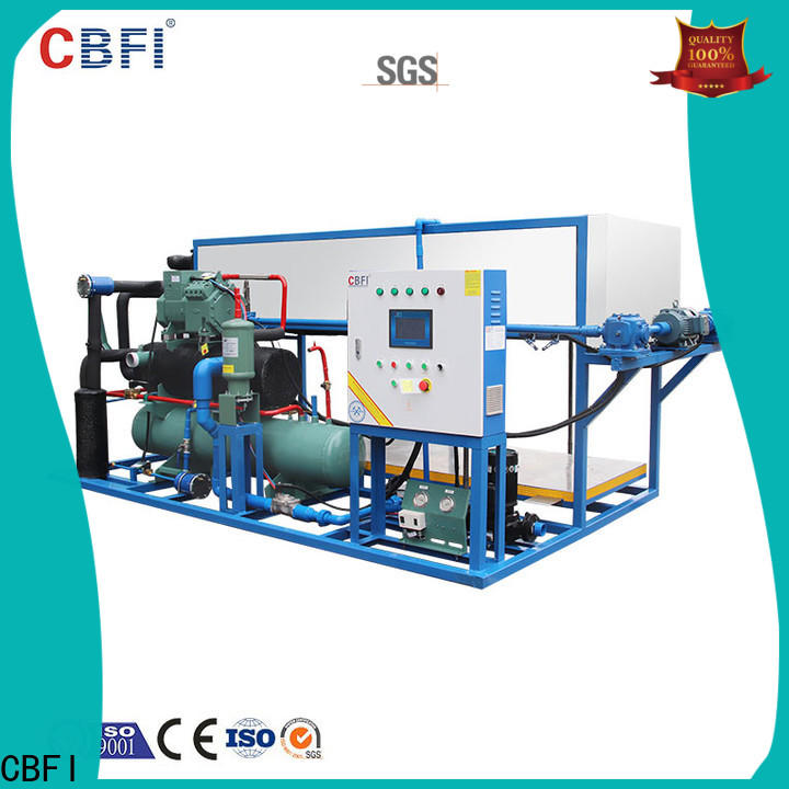 CBFI cooling domestic ice maker machine supplier for vegetable storage