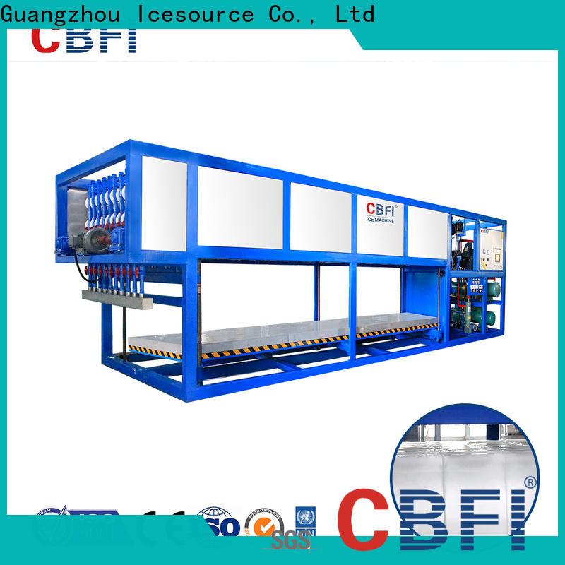 CBFI per scotsman cm3 ice machine customized for fruit storage