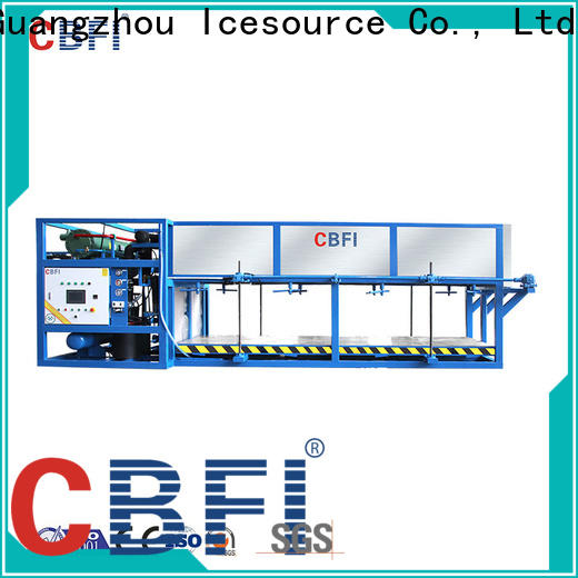 reliable ice machine compressor machine newly for freezing