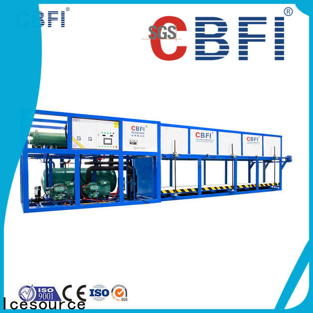 widely used built in ice machine direct factory for freezing