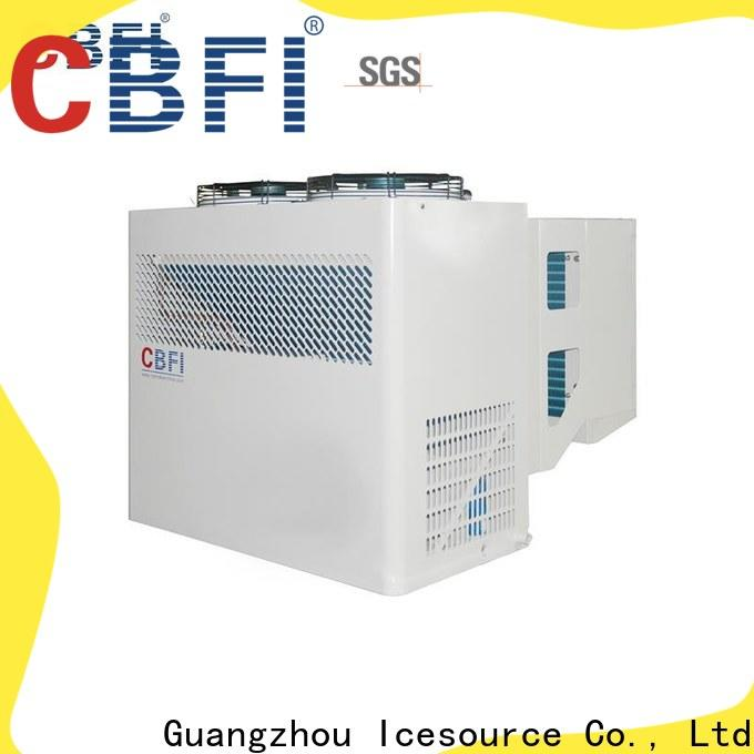 CBFI easy to use parrot ice machine for cold drink