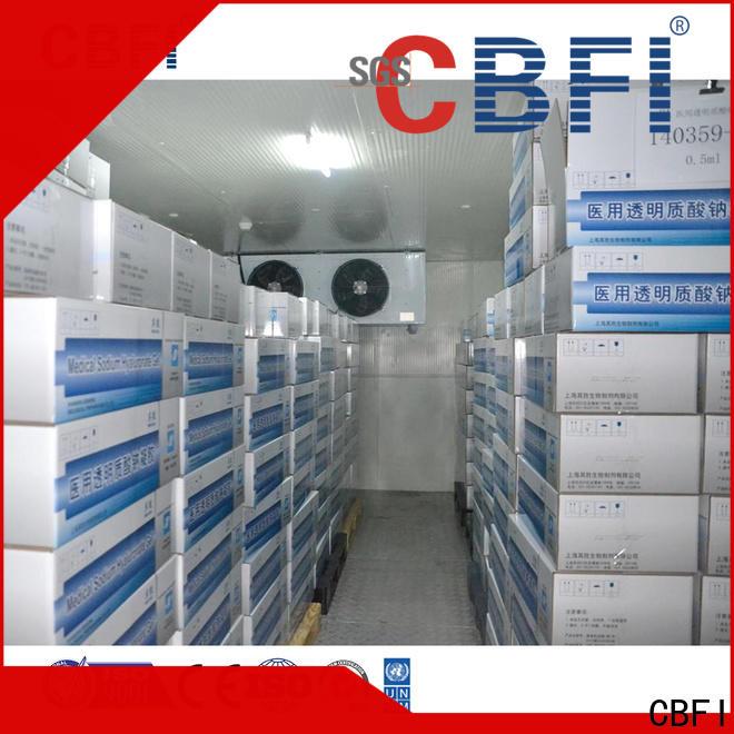 CBFI ice manufacturing machine bulk production for nurse