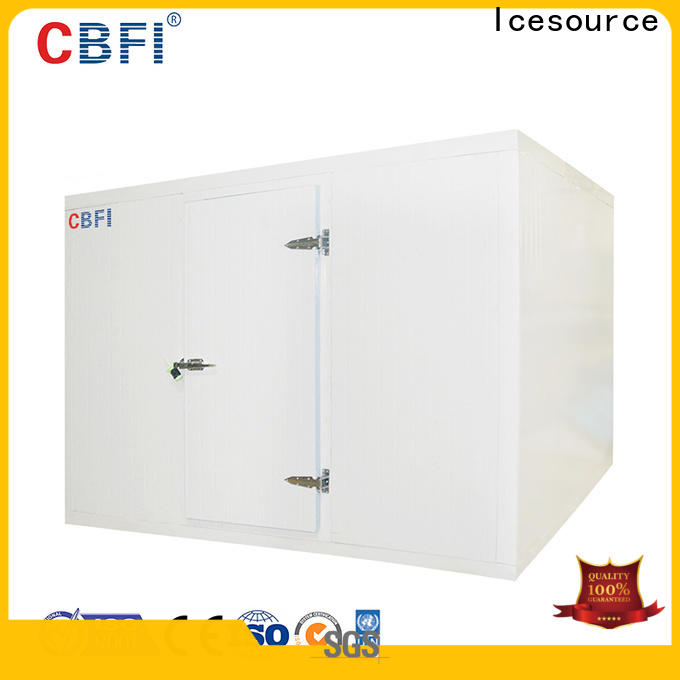 CBFI container cold room order now for vegetable storage