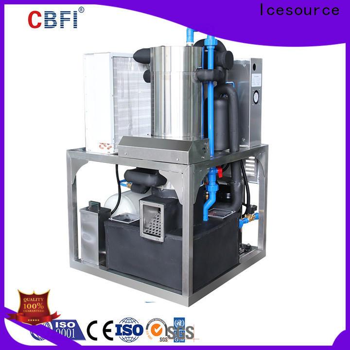 high-quality ice maker machine free design for aquatic goods