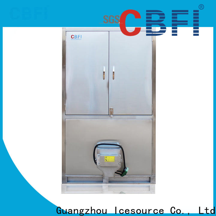 CBFI high-quality cube ice maker factory price for freezing