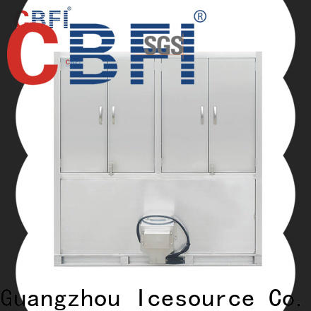 CBFI maker ice cube machine from china for freezing
