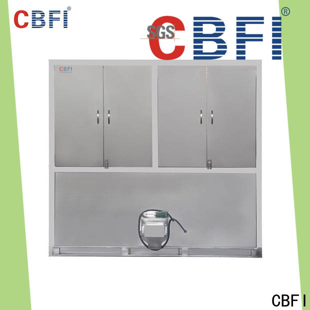 CBFI high-quality ice cube machine for sale order now for freezing