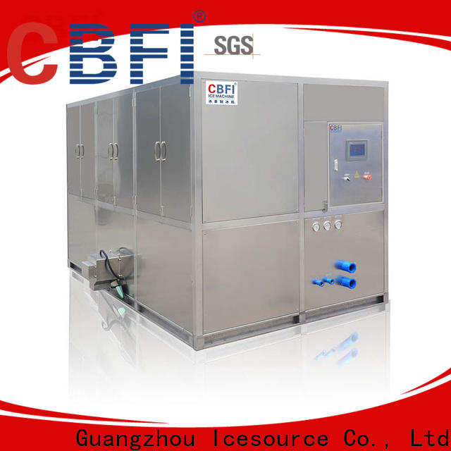 large capacity cube ice machine controller customized for vegetable storage