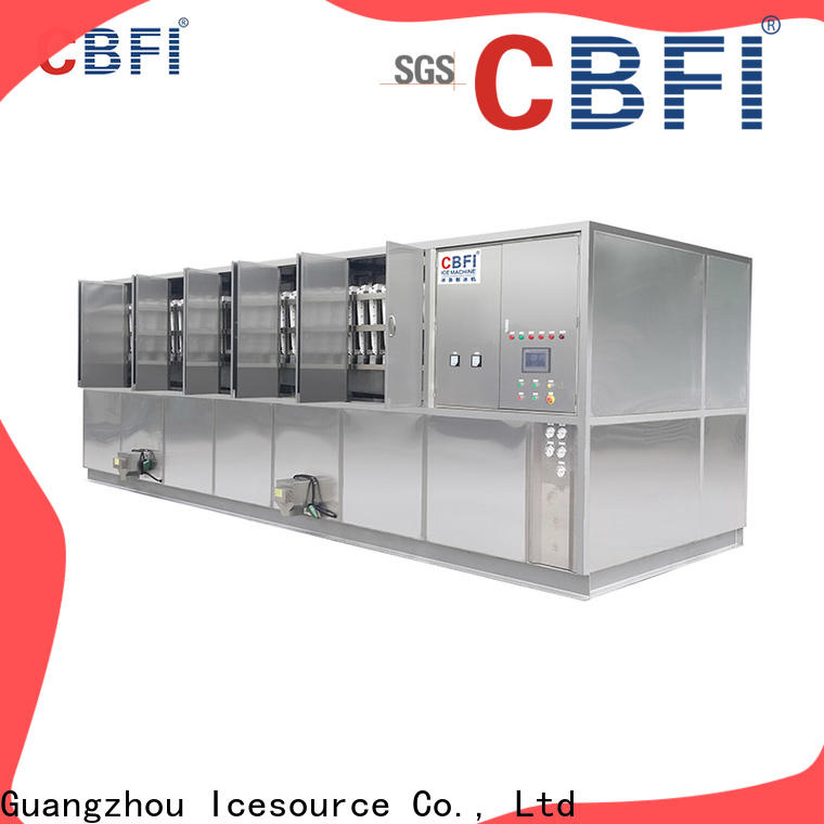 CBFI best cube ice maker machine order now for freezing