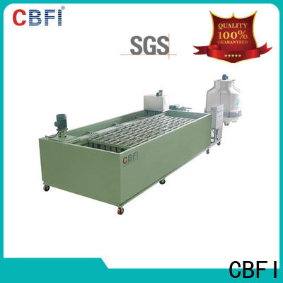CBFI professional industrial ice maker type for whiskey