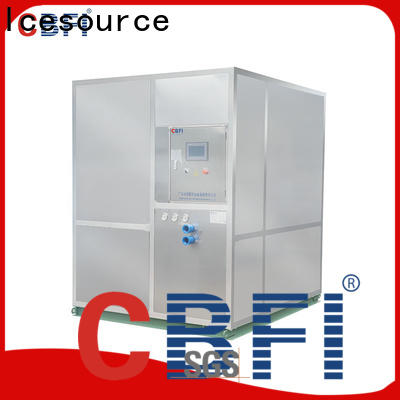 CBFI ice large ice machine at discount for ice sculpture