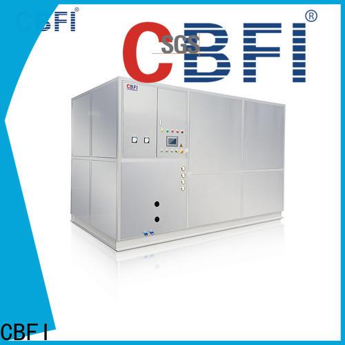 CBFI machine plate ice machine order now for brandy