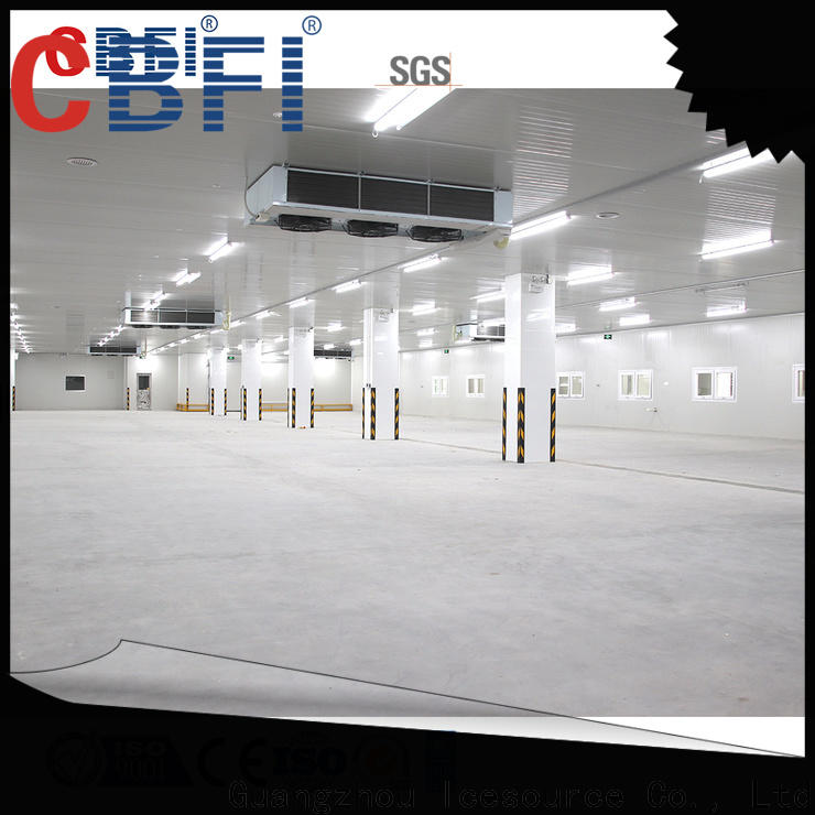 CBFI large capacity vogt ice bulk production for beef