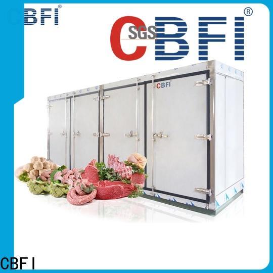 CBFI efficient ice machine perth factory
