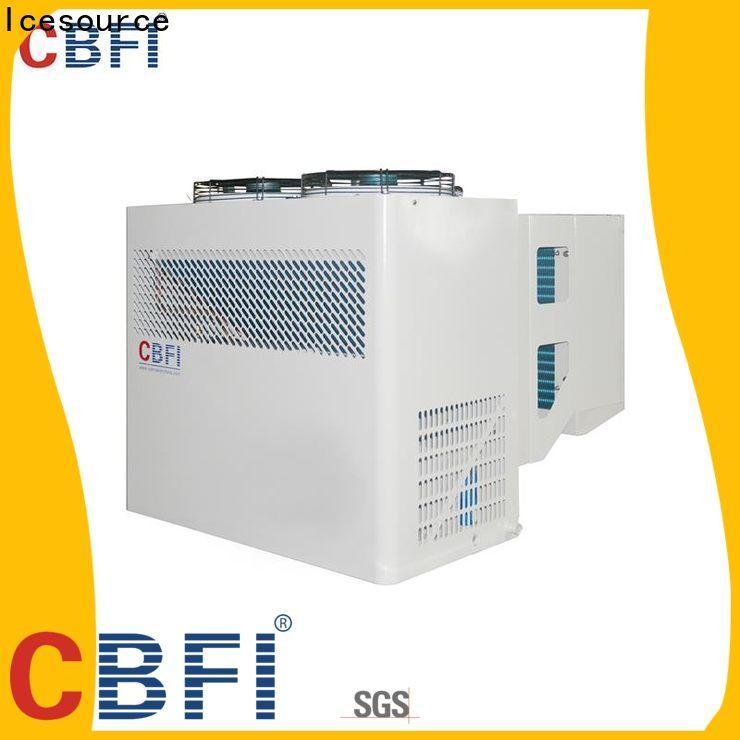 CBFI cold room units plant for freezingg