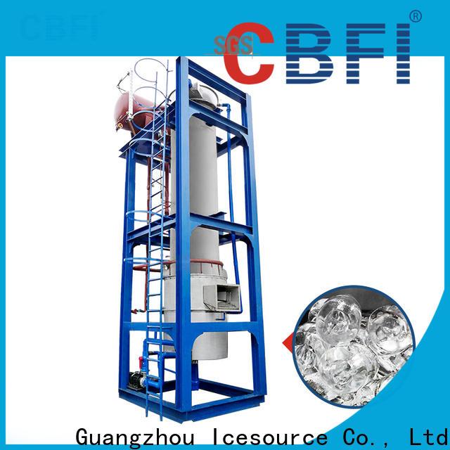 CBFI block ice machine manufacturers type for concrete cooling