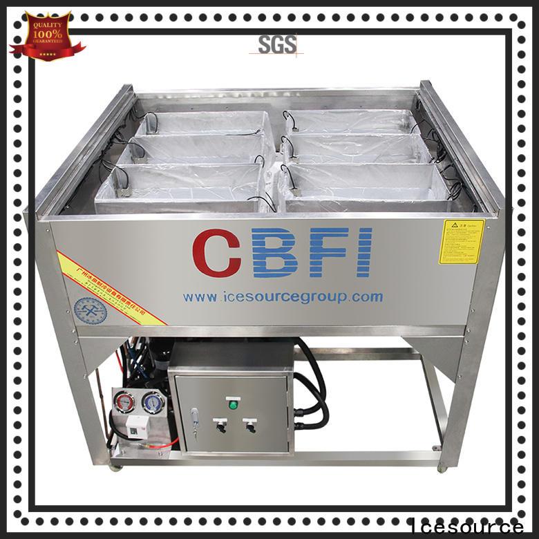 CBFI automatic diy ice maker manufacturing