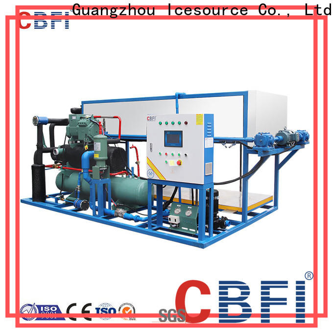 CBFI coolest scotsman cm3 ice machine supplier for fruit storage
