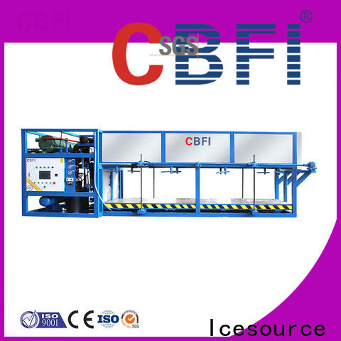 CBFI abi150 domestic ice maker machine order now for fruit storage