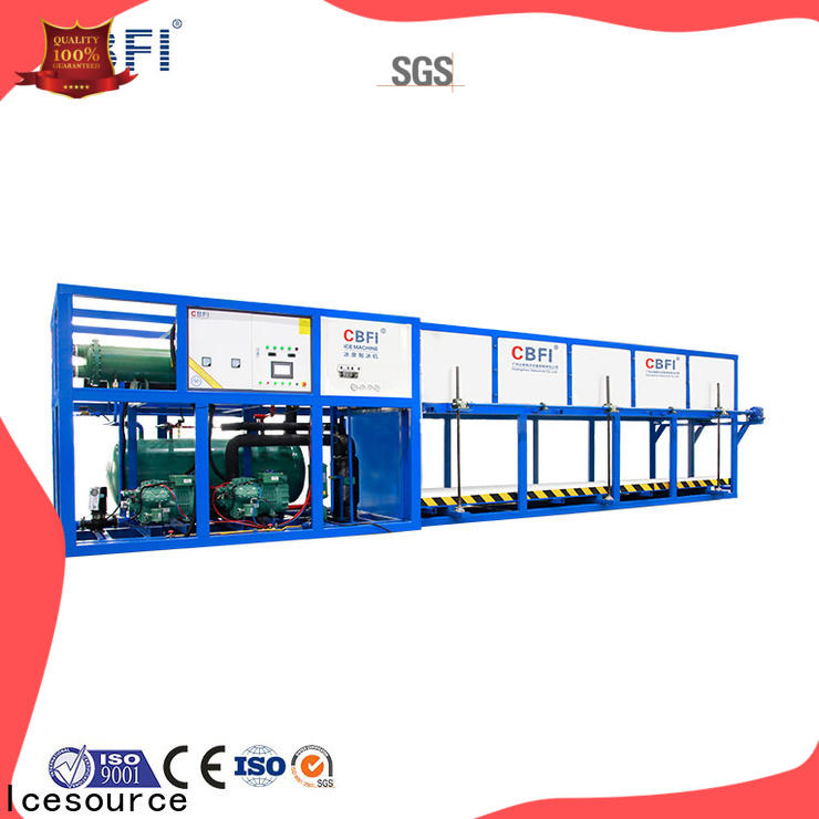 CBFI reliable ice maker australia supplier for freezing