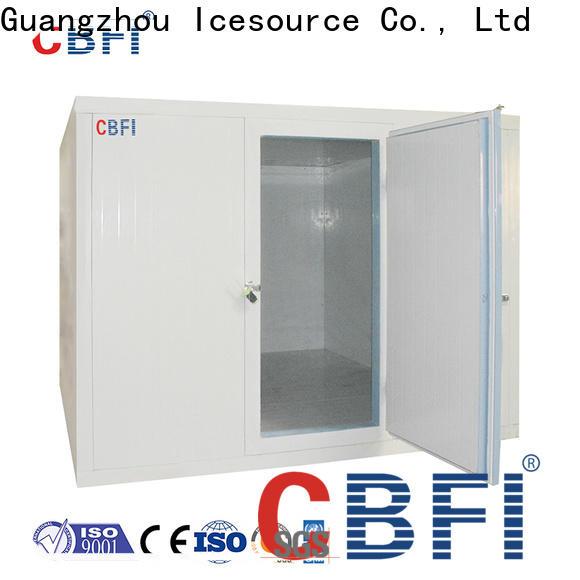 CBFI cold storage room for fruit and vegetables bulk production for fruit storage