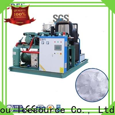 durable flake ice making machine tons widely-use for water pretreatment
