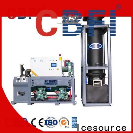 CBFI portable ice maker producer for aquatic goods