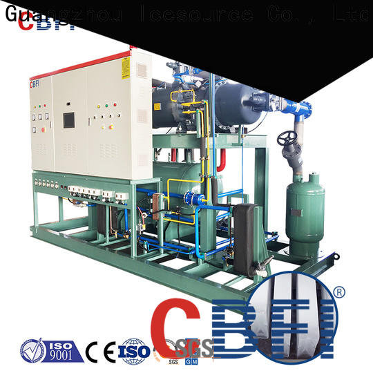 CBFI high-quality used ice machine in china for cooling