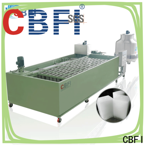 CBFI automatic ice block machine check now for cold drink