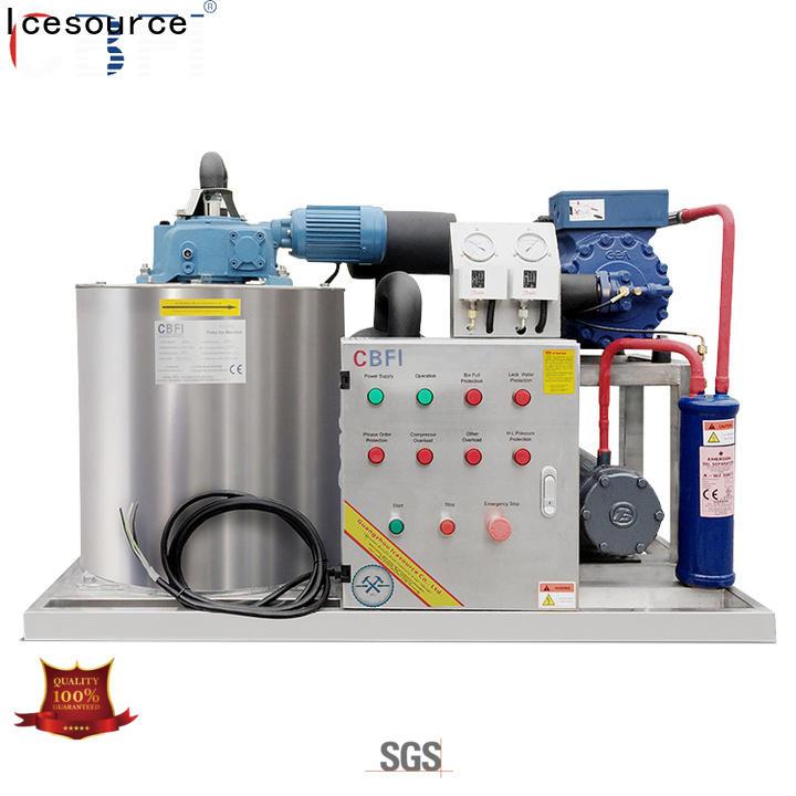 CBFI flake ice machine for sale bulk production in china