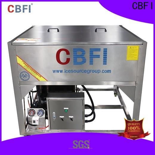 CBFI machine clear ice machine long-term-use for brandy