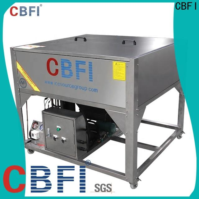 CBFI easy to use best clear ice maker type for brandy